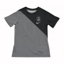 Nike Youths Neymar T-Shirt (White/Black)