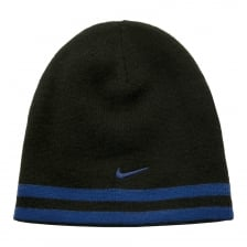 Nike Youths Reversible Hat And Glove Set (Black)