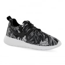 Nike Youths Roshe One Print Trainers (Grey)