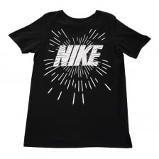 Nike Youths Space T-Shirt (Black)