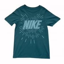 Nike Youths Space T-Shirt (Blue)