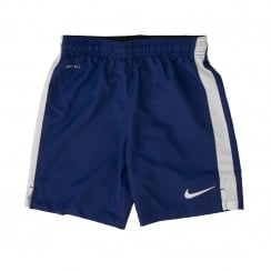 Nike Youths Strike Woven Shorts (Royal Blue)