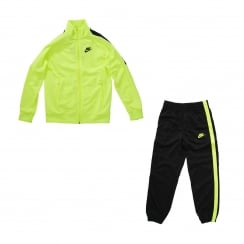Nike Youths Tribute 316 Track Suit (Yellow)