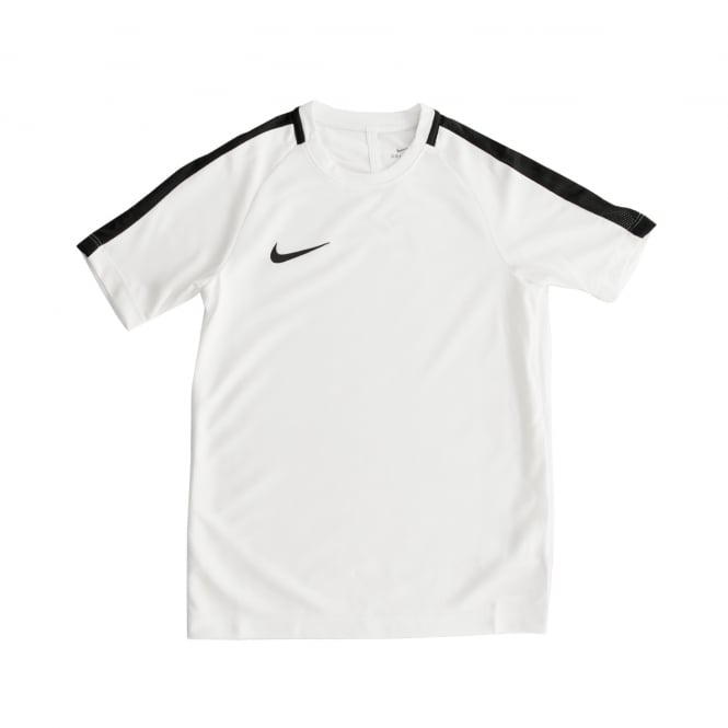 5ddf0f0fa221 nike youths unisex academy dri fit 416 t shirt white kids from loofes uk