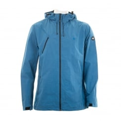 Original Penguin Mens Melange Sports Jacket (Directoire Blue)