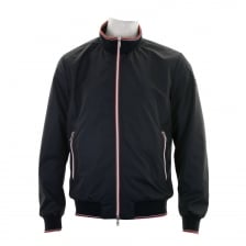 Paul & Shark Mens Bomber Style Jacket (Navy)