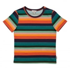 Paul Smith Juniors Stripe T-Shirt (Multi)