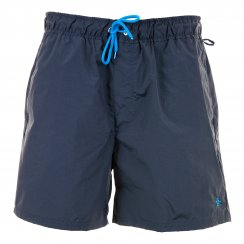 Penguin Mens Daddy's Swim Shorts (Navy/Methyl Blue)