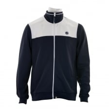 Pretty Green Mens Edzell Track Top (Navy)