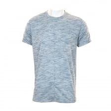 Project X Paris Mens Woven T-Shirt (Blue)