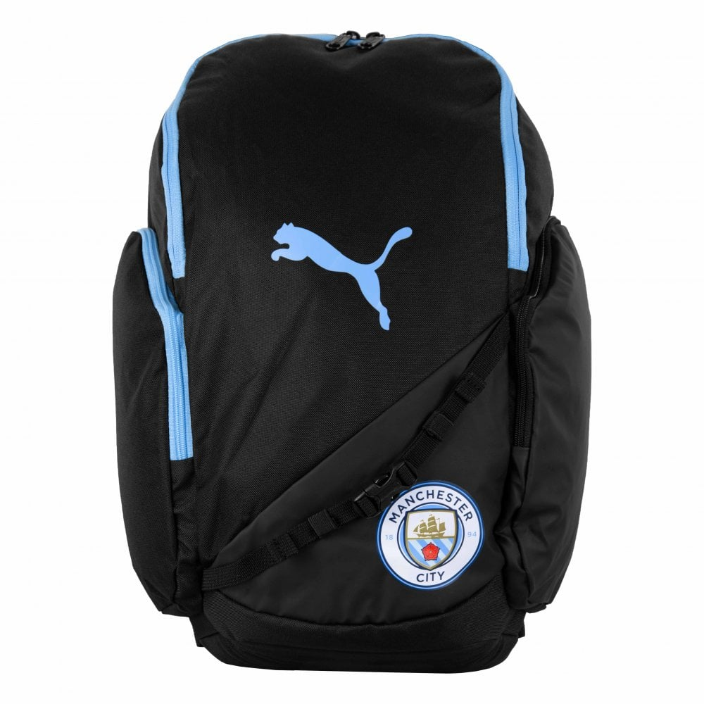 6b5364d46788a1 Manchester City Liga Backpack (Black)