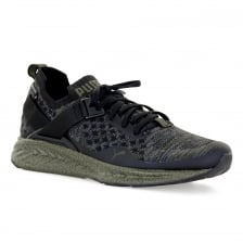 Puma Mens Ignite EVO Knit Hypernature 317 Trainers (Black)