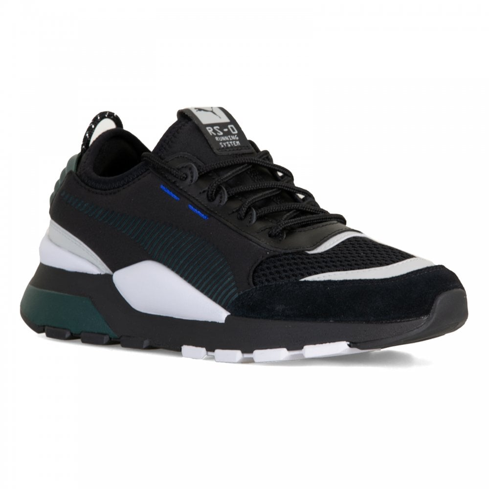 3811f53ace2 Puma Mens RS-0 Winter Toys Trainers (Black White) - Mens from Loofes UK
