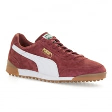 Puma Mens Trimm Quick Trainers (Red)