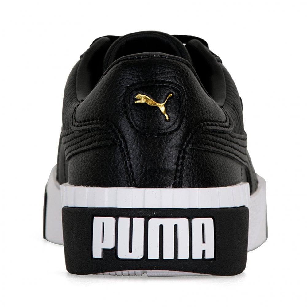 ae39d1801596 Puma Womens Cali Trainers (Black) - Womens from Loofes UK