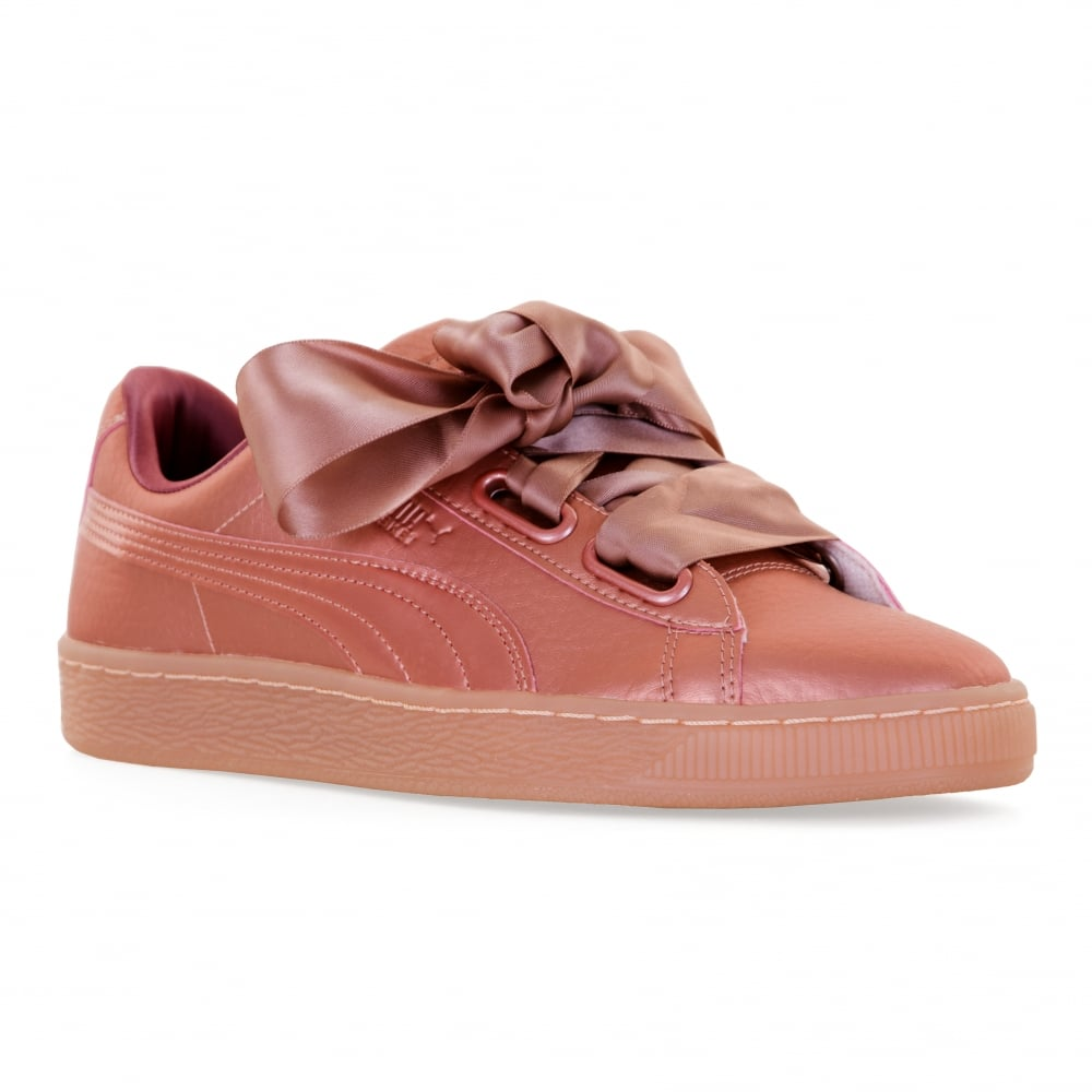 PUMA Puma Womens Heart Copper 417 Trainers (Copper Rose) - Womens ... 0e8fbd1ea7