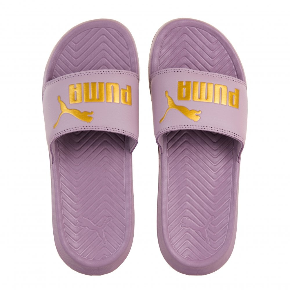 5730dba25490f Puma Womens Popcat Slides (Elderberry) - Womens from Loofes UK