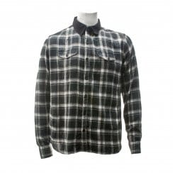 Religion Mens Stockport Check Shirt