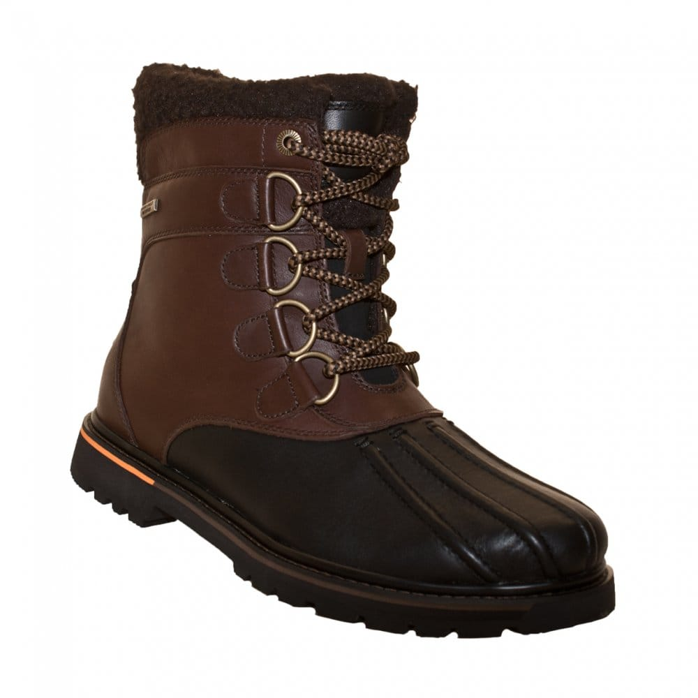 rockport trailbreaker waterproof duck boot v74533