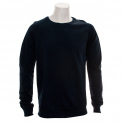 Scotch & Soda Mens Triangle Detail Sweater (Navy)