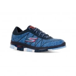 Skechers Womens Go Flex Ability 316 Trainers (Navy/Blue)