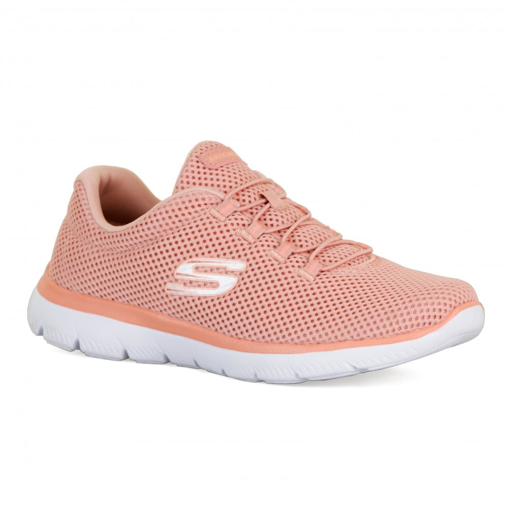 ae93f7da91ea Skechers Womens Summits Trainers (Rose) - Womens from Loofes UK