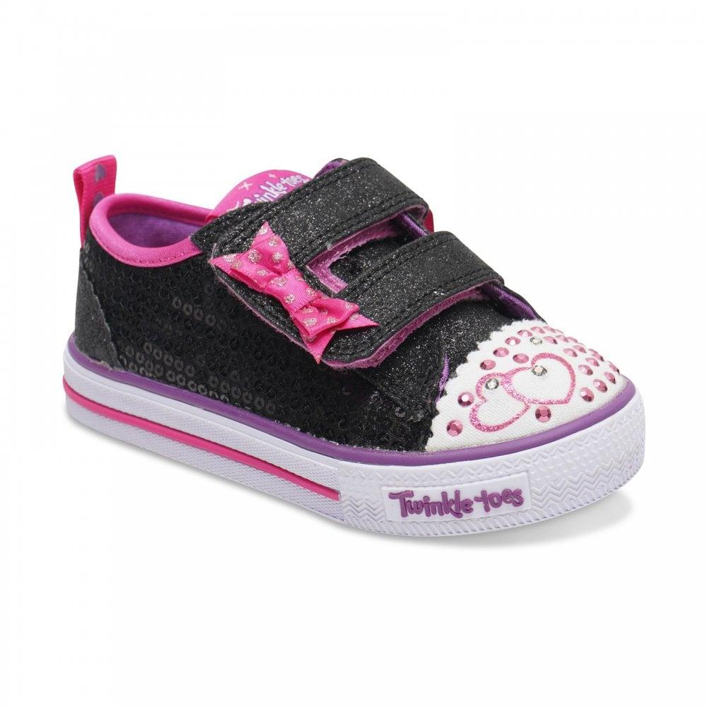 skechers twinkle toes infant