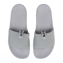 Slydes Mens Cruz Slides (Grey)
