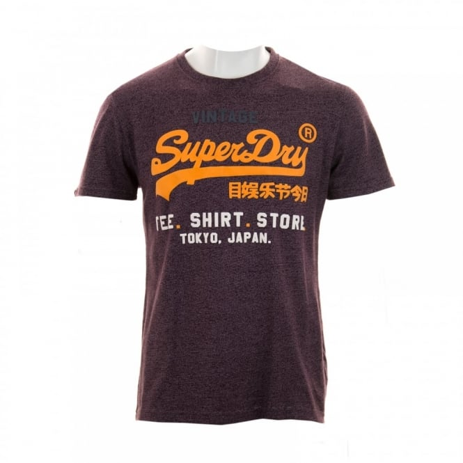 finest selection 2afe6 ca84a Superdry Herren Sweatshirt Core Applique Ziphood M20285PNF5 ...