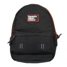 Superdry Super Trinity Montana Backpack (Black)