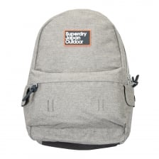 Superdry Super Trinity Montana Backpack (Light Grey)