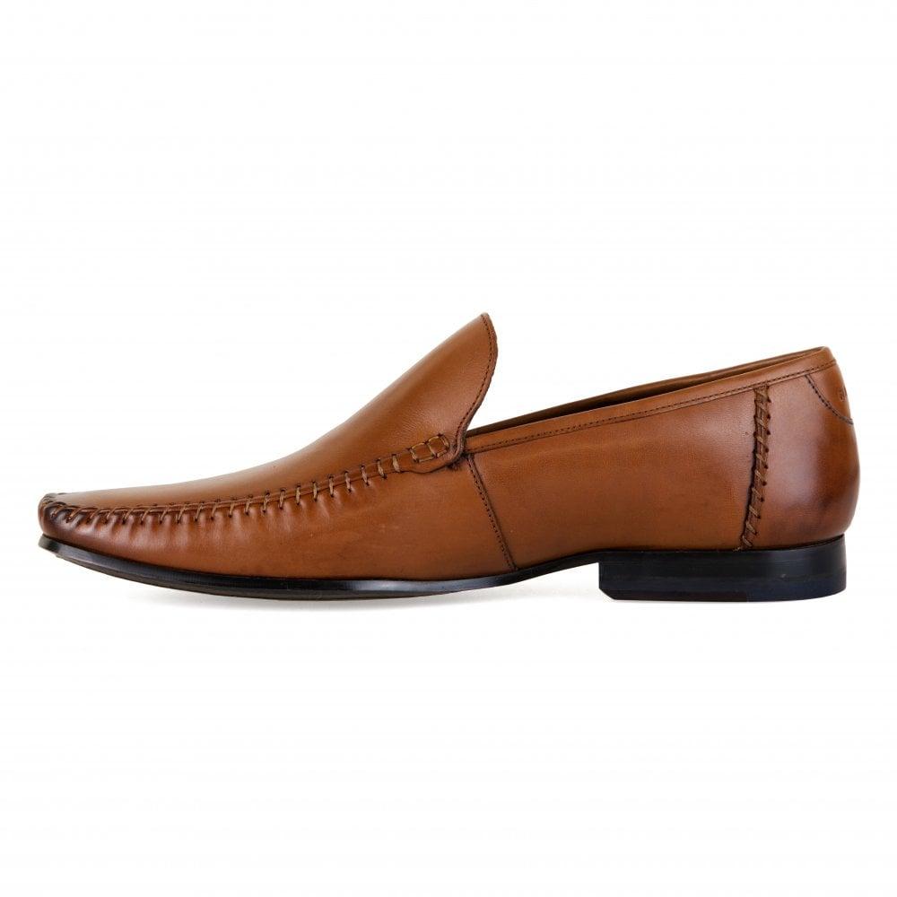 ec9e79019fe90 Ted Baker Ted Baker Mens Bly 9 Slip-On Shoes (Tan)