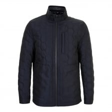 Ted Baker Mens Dalway Quilted Jacket (Navy)