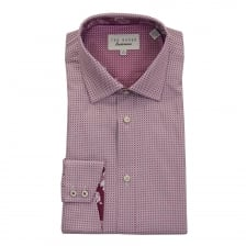 Ted Baker Mens Eager Endurance Sterling Shirt (Pink)