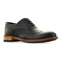 Ted Baker Mens Guri 8 Shoes (Black)