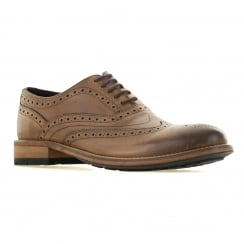 Ted Baker Mens Guri 8 Shoes (Tan)