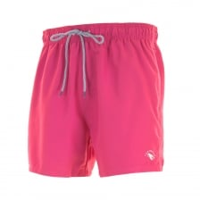 Ted Baker Mens Marky Swim Shorts (Pink)
