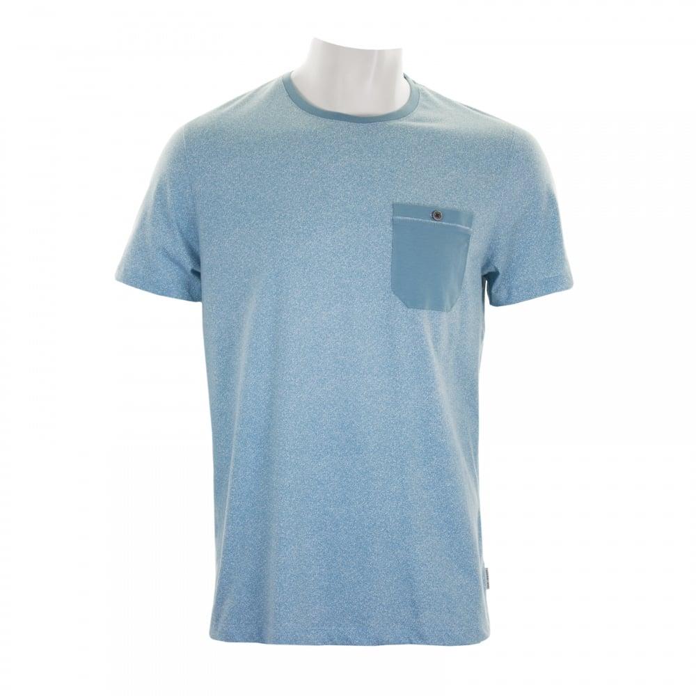 78ea2c57 Ted Baker Mens Motor T-Shirt (Blue) - Mens from Loofes UK