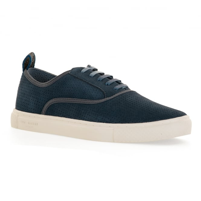 54c487406 916002 OL102TT 519238243. ted baker mens odonel suede trainers navy from loofes  uk