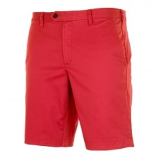 Ted Baker Mens Proshor Chino Shorts (Red)