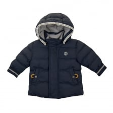 Timberland Infants Puffer Jacket (Navy)