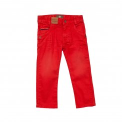 Timberland Infants T04733 Jeans (Red)