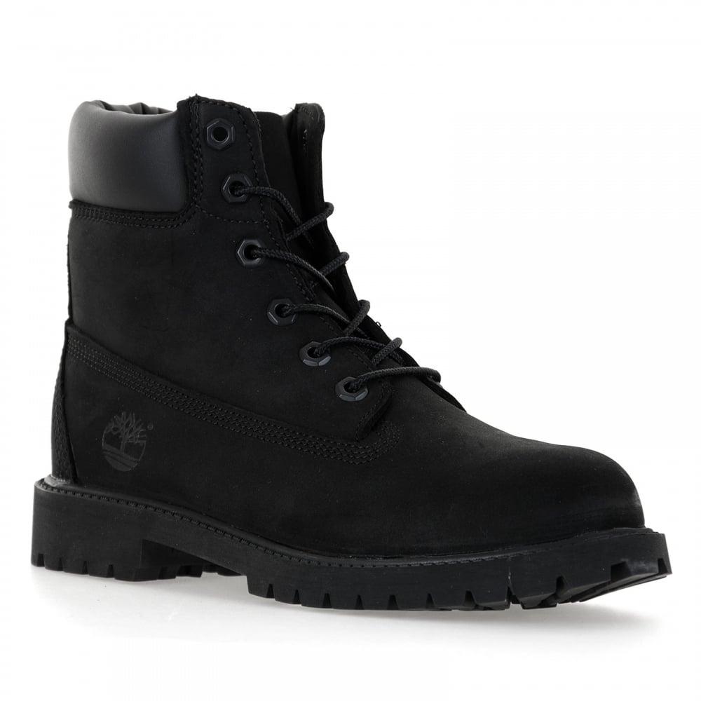timberland timberland juniors 6 quot premium waterproof boots