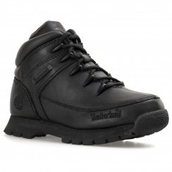Timberland Juniors Euro Sprint Boot (Black)