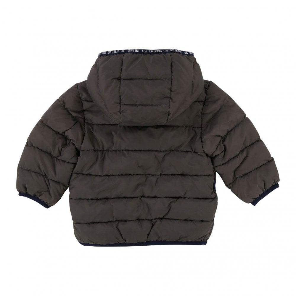 3680400e4094 Timberland Timberland Juniors Puffer Coat (Dark Grey)