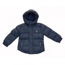 Timberland Juniors Puffer Jacket (Navy)