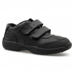 Timberland Juniors Woodman Park Shoes (Black)