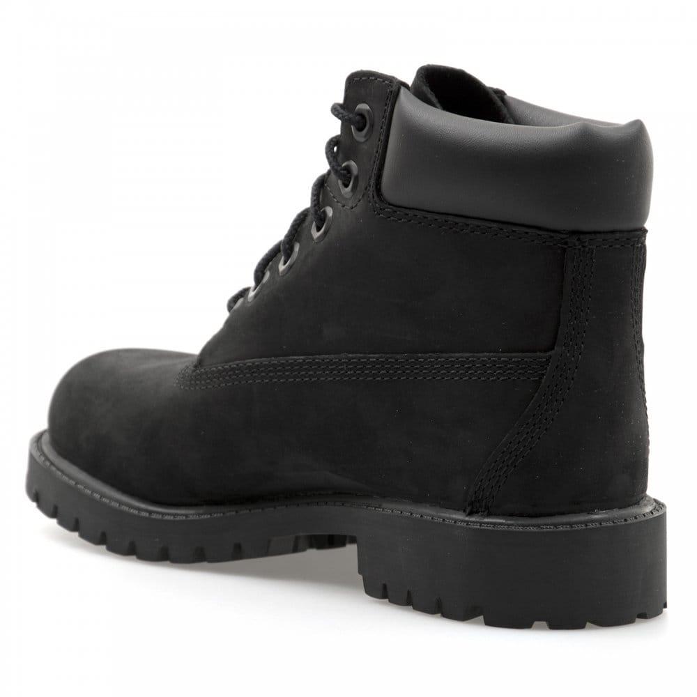 timberland timberland 6 inch premium boots black
