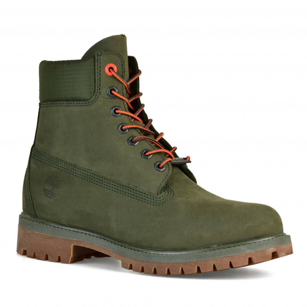 ea909b4d5bc6 Timberland Mens 6 Inch Premium Classic Boots (Leaf) - Mens from ...
