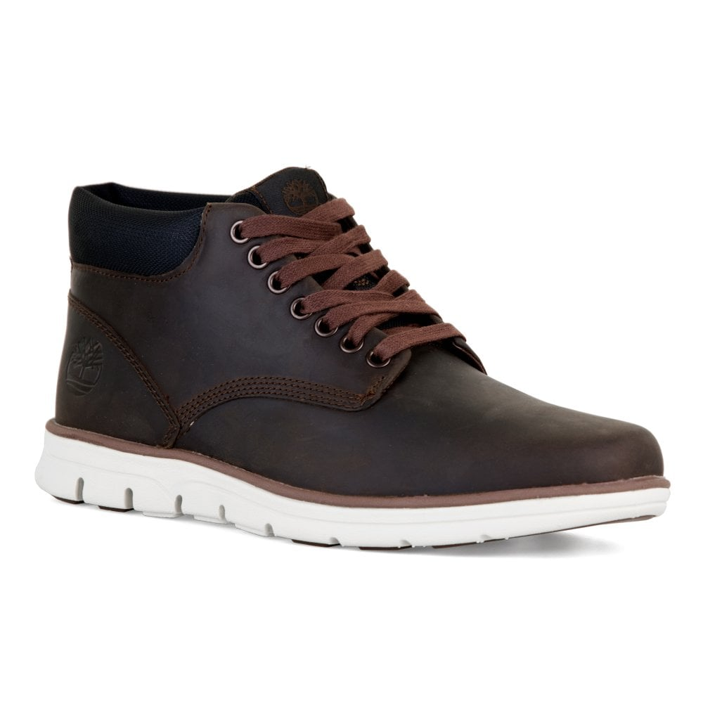 Timberland Mens Bradstreet Chukka Boots (Brown) - Mens from Loofes UK 8440ba7f2f7d